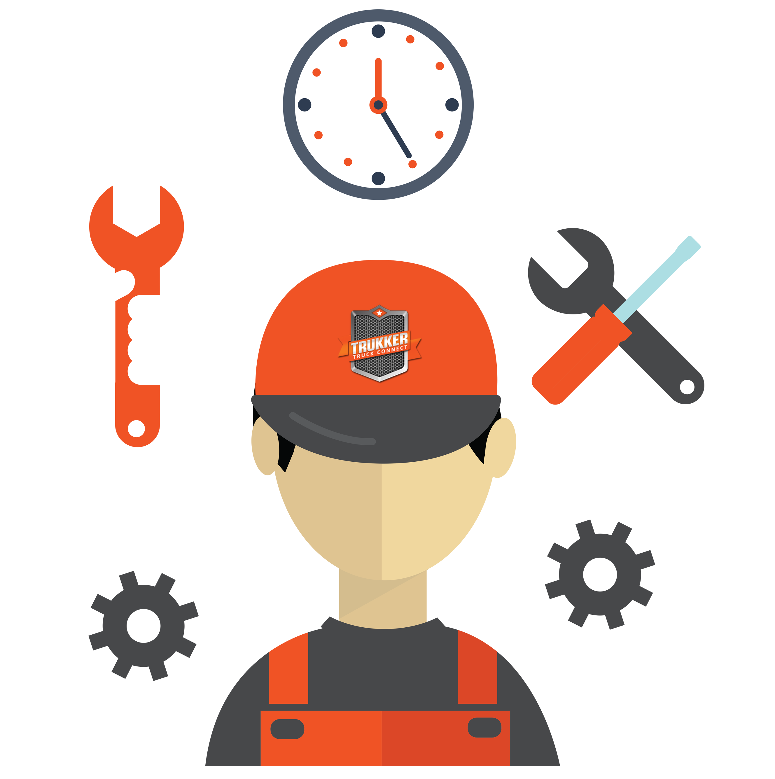 TruKKer Provides Skilled Professionals To Configure, Set Up And Install  Your Furniture And Equipment. Just One Of The Many Things We Can Take Away  From Your ...